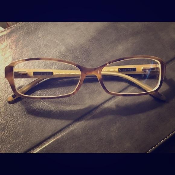 Nine West Accessories | 410 09d5 135 Designer Eyeglass Frames | Poshmark